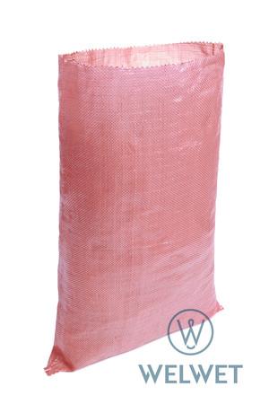 Worek PP 50x80 czerwony