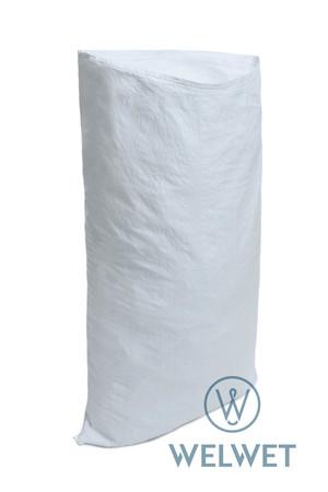 Worki polipropylenowe 50x95 białe z obrębkiem (1)