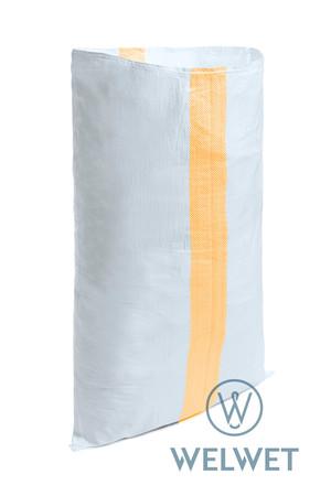 Worek PP 65x105 z żółtym pasem