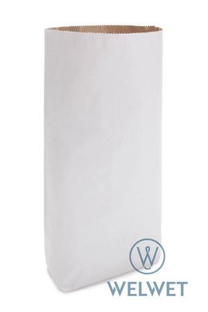 Worki papierowe 35x54x10 białe (1)