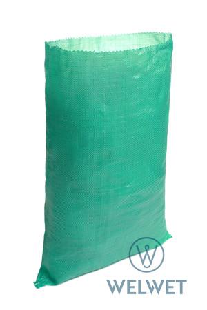 Worek PP 50x75 zielony