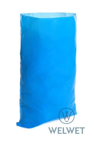 Worki foliowe 50x80 niebieskie (1)